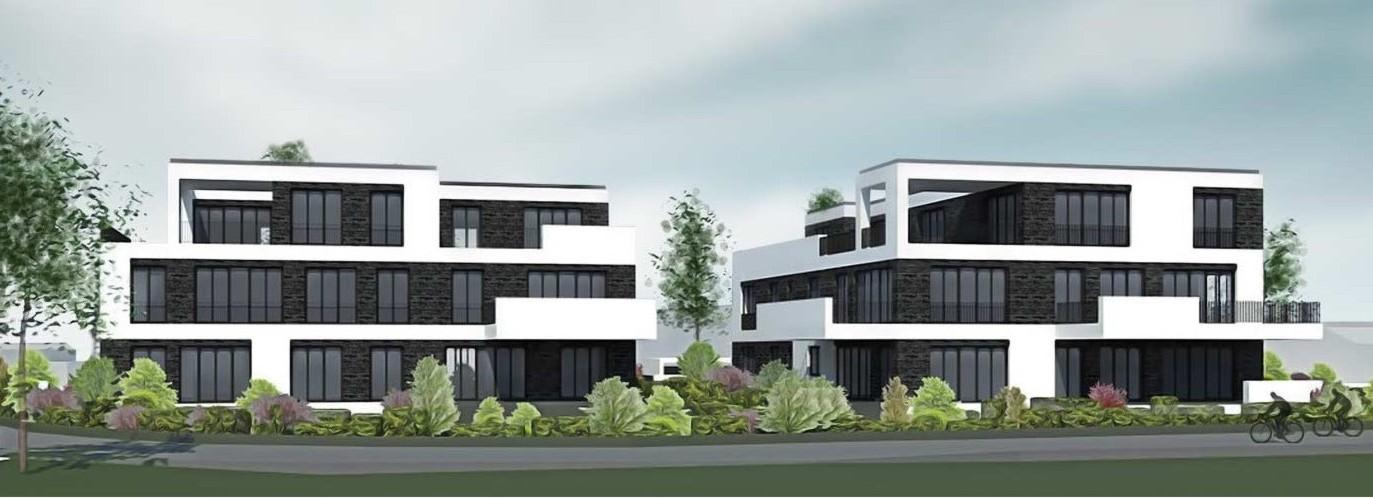 weservillen top penthouse mit dachterrasse und loggia mittelweser immobilien wohnungen. Black Bedroom Furniture Sets. Home Design Ideas