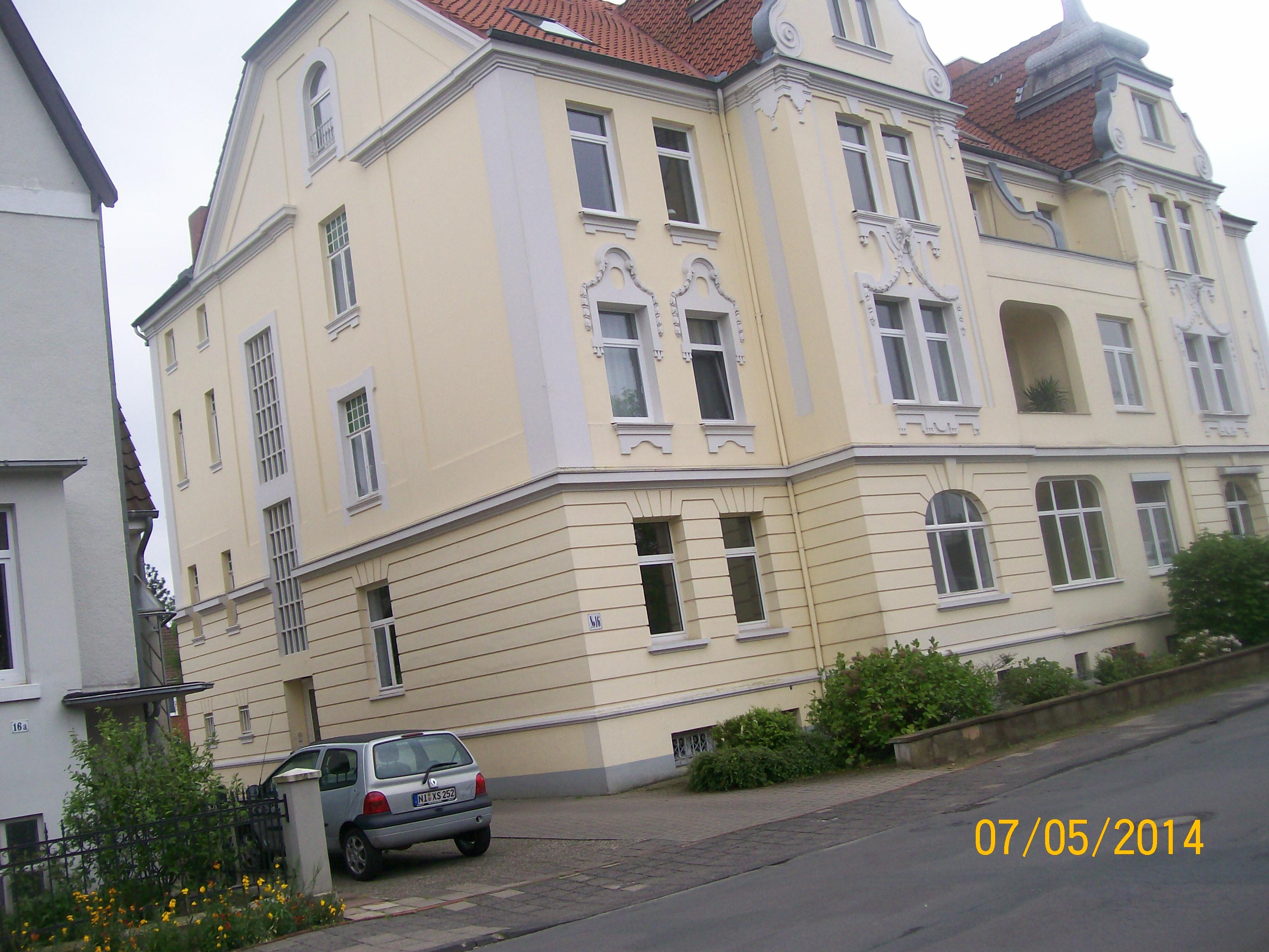 moderne 4 zimmer altbauwohnung mittelweser immobilien wohnungen und h user in nienburg. Black Bedroom Furniture Sets. Home Design Ideas