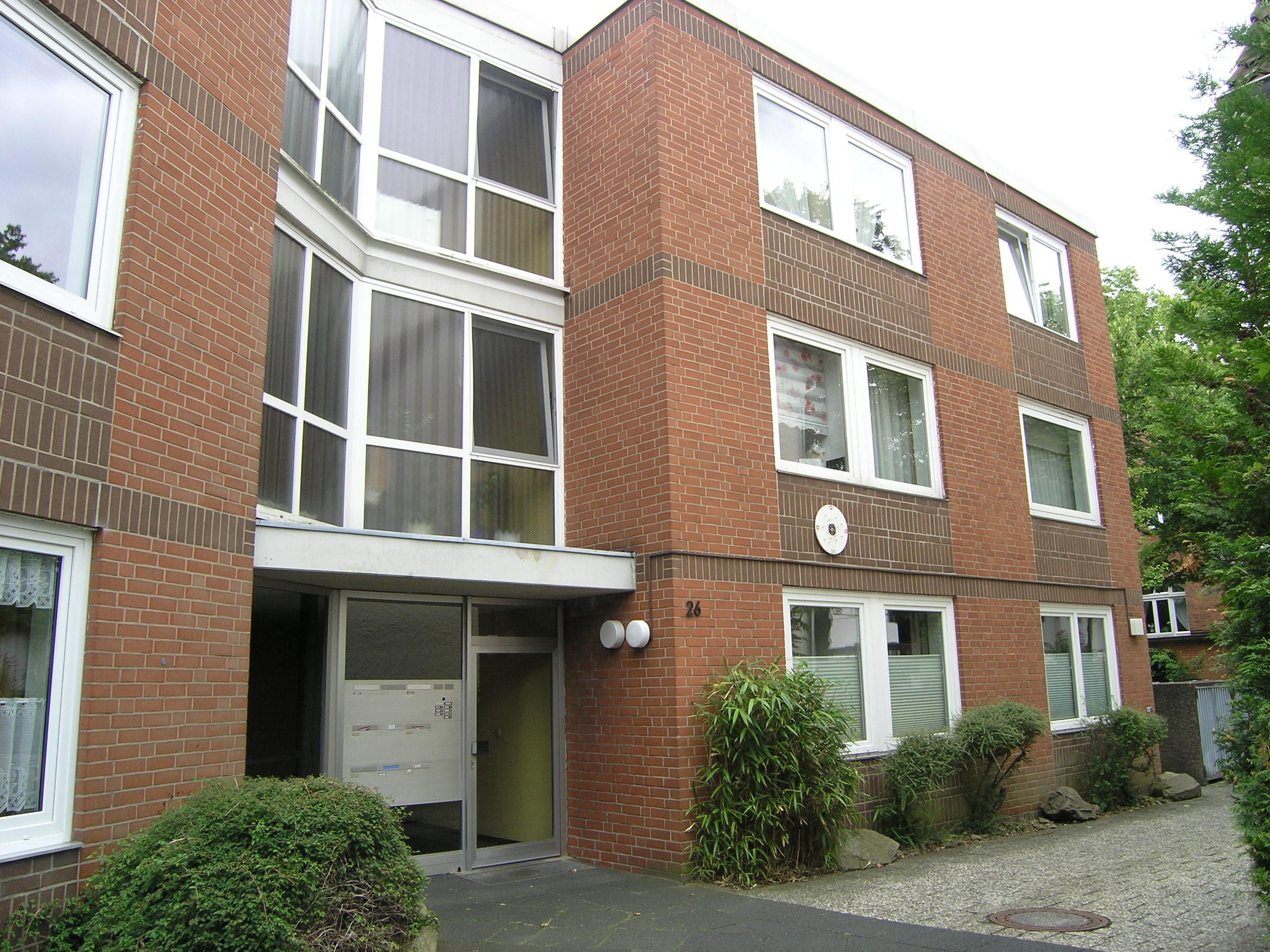 3 zimmer wohnung mit zwei balkonen in bester wohnlage mittelweser immobilien wohnungen. Black Bedroom Furniture Sets. Home Design Ideas