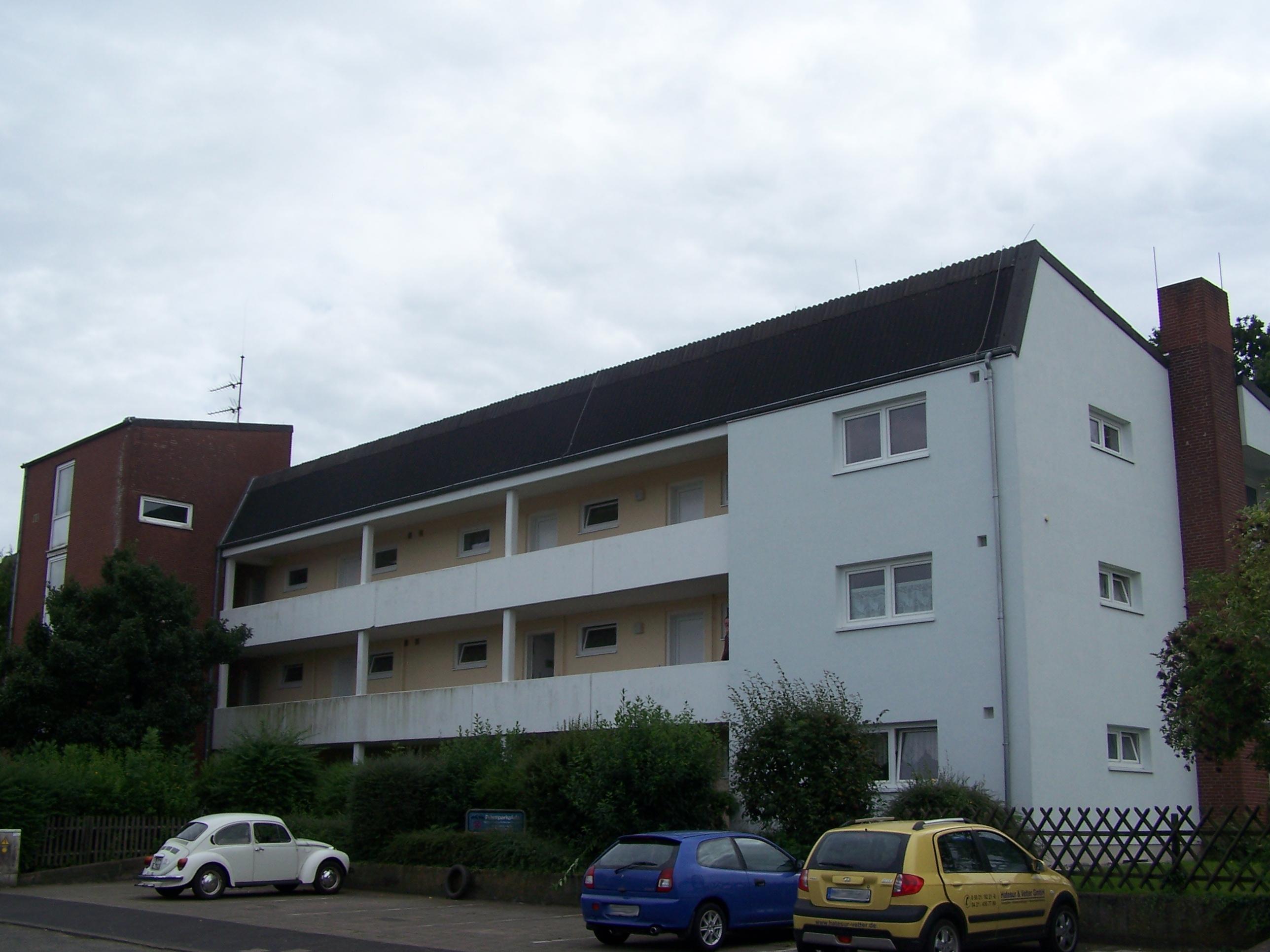 1 zimmer erdgeschosswohnung in der amselstra e 4 in hoya for Suche wohnung zur miete