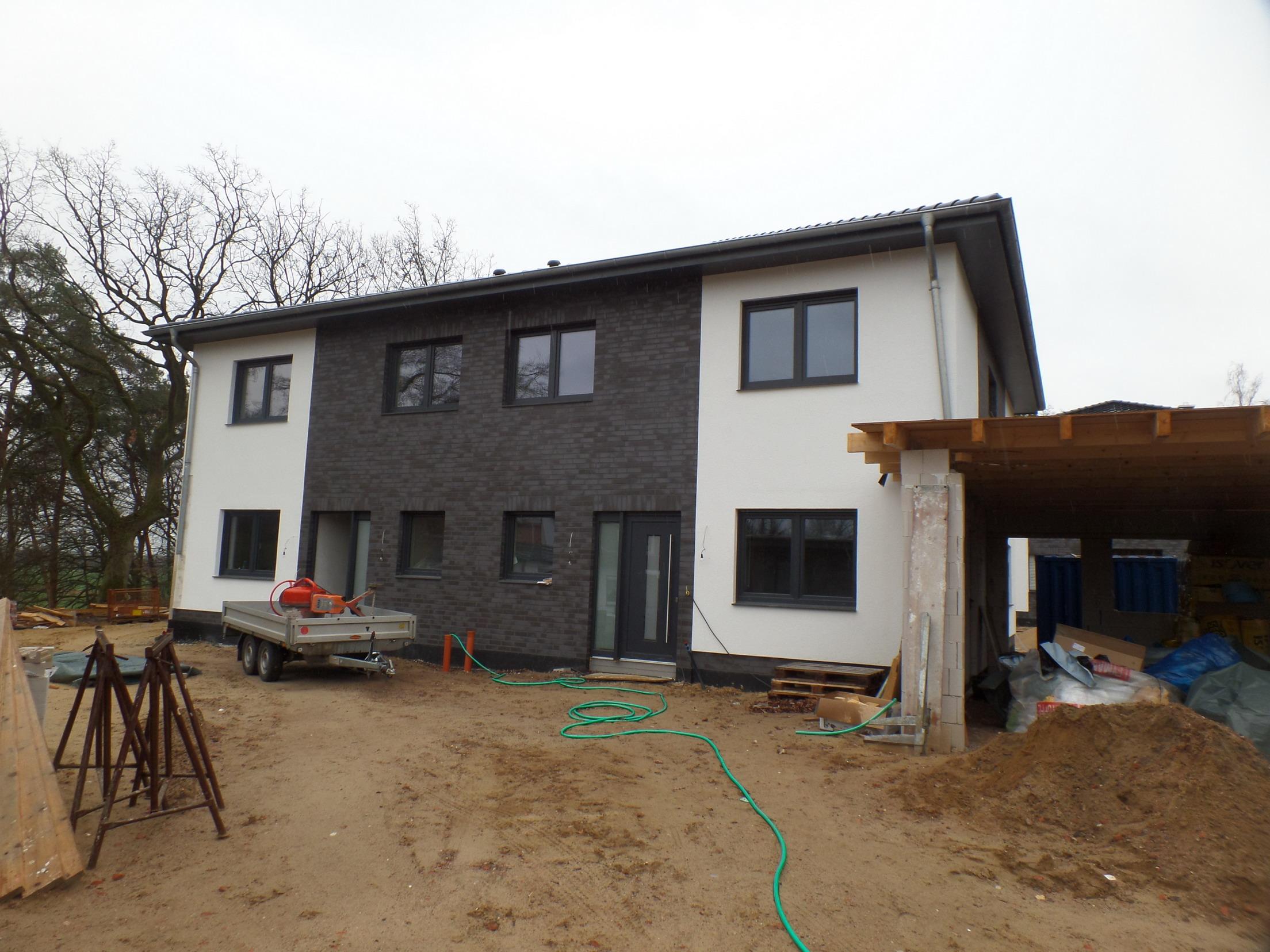 Hervorragend Neubau DHH groß , schick , hochwertig , gute Wohnlage RZ32